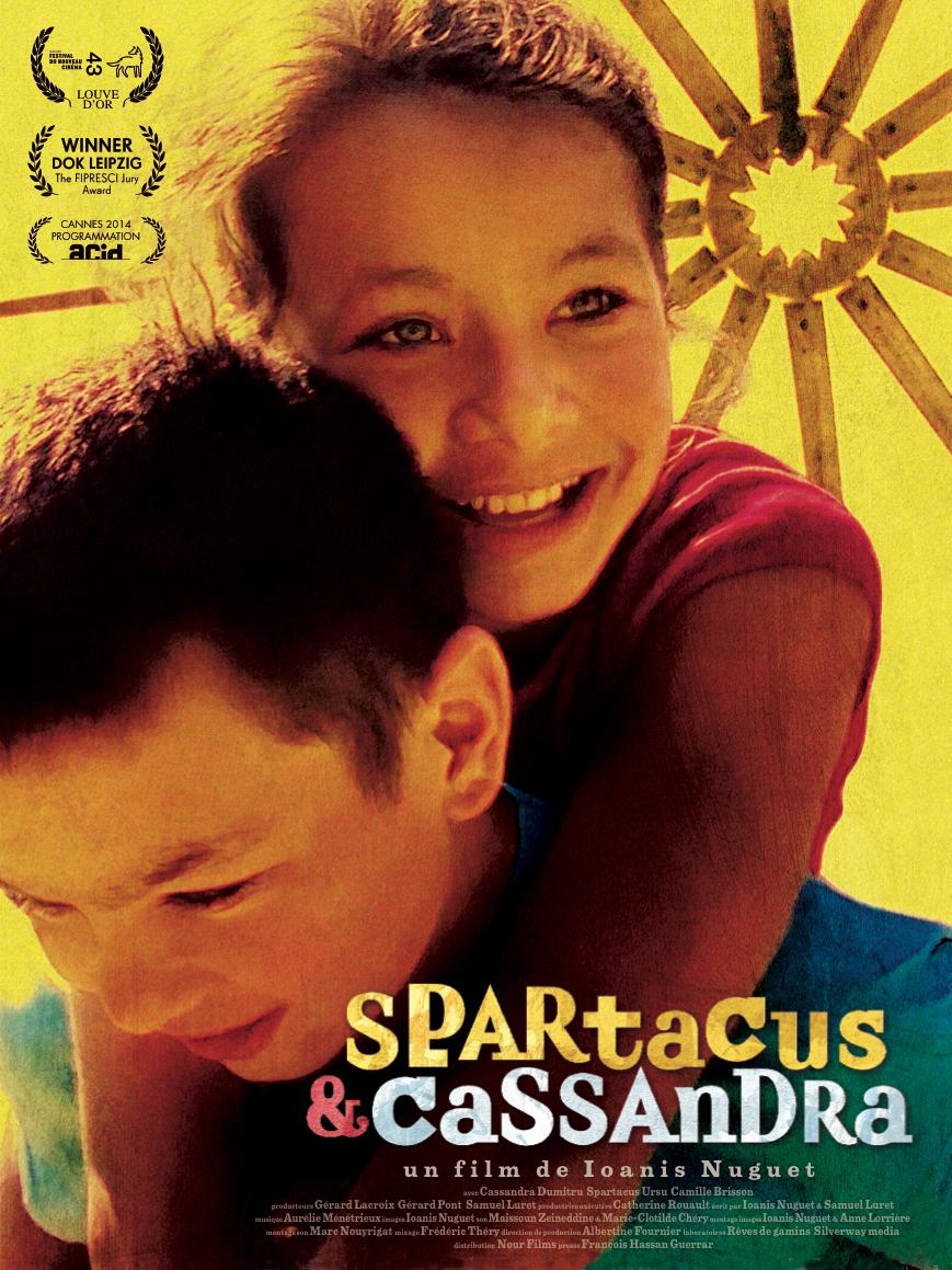 Spartacus et Cassandra | Nuguet, Ioanis (Réalisateur)