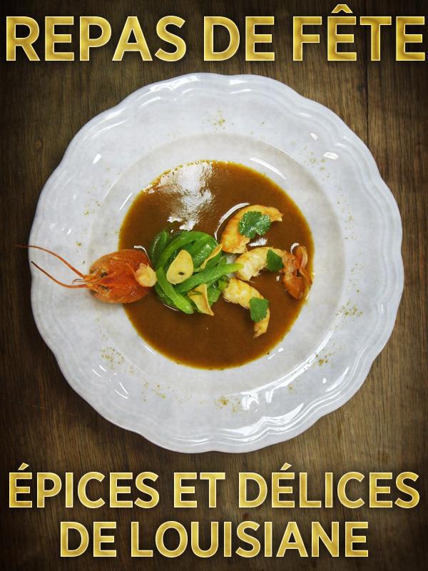 Repas de fête - Epices et délices de Louisiane | Valluet, Matthieu (Réalisateur)