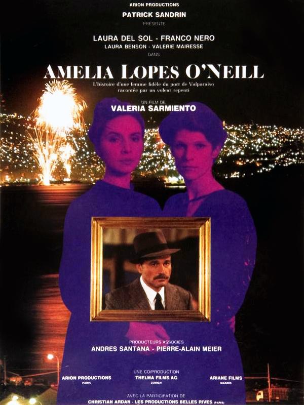 Amelia Lopes O'Neill | Sarmiento, Valeria (Réalisateur)