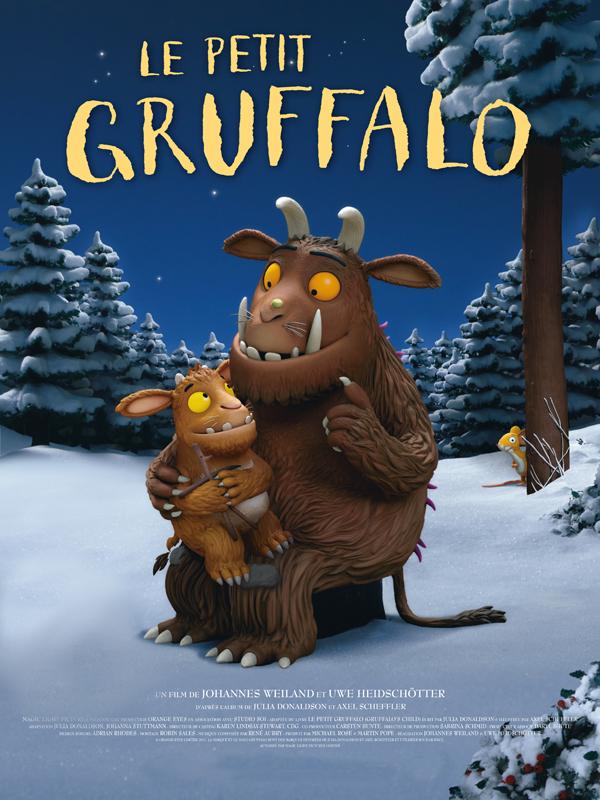 Le Petit Gruffalo | Weiland, Johannes (Réalisateur)