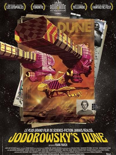 Jodorowsky's Dune | Pavich, Frank (Réalisateur)