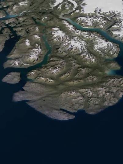 Planète glace : Groenland
