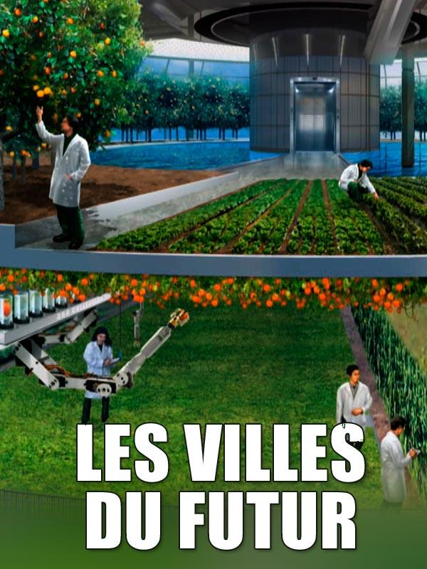 Les villes du futur - Les villes intelligentes | Ribot, Jean-christophe (Réalisateur)