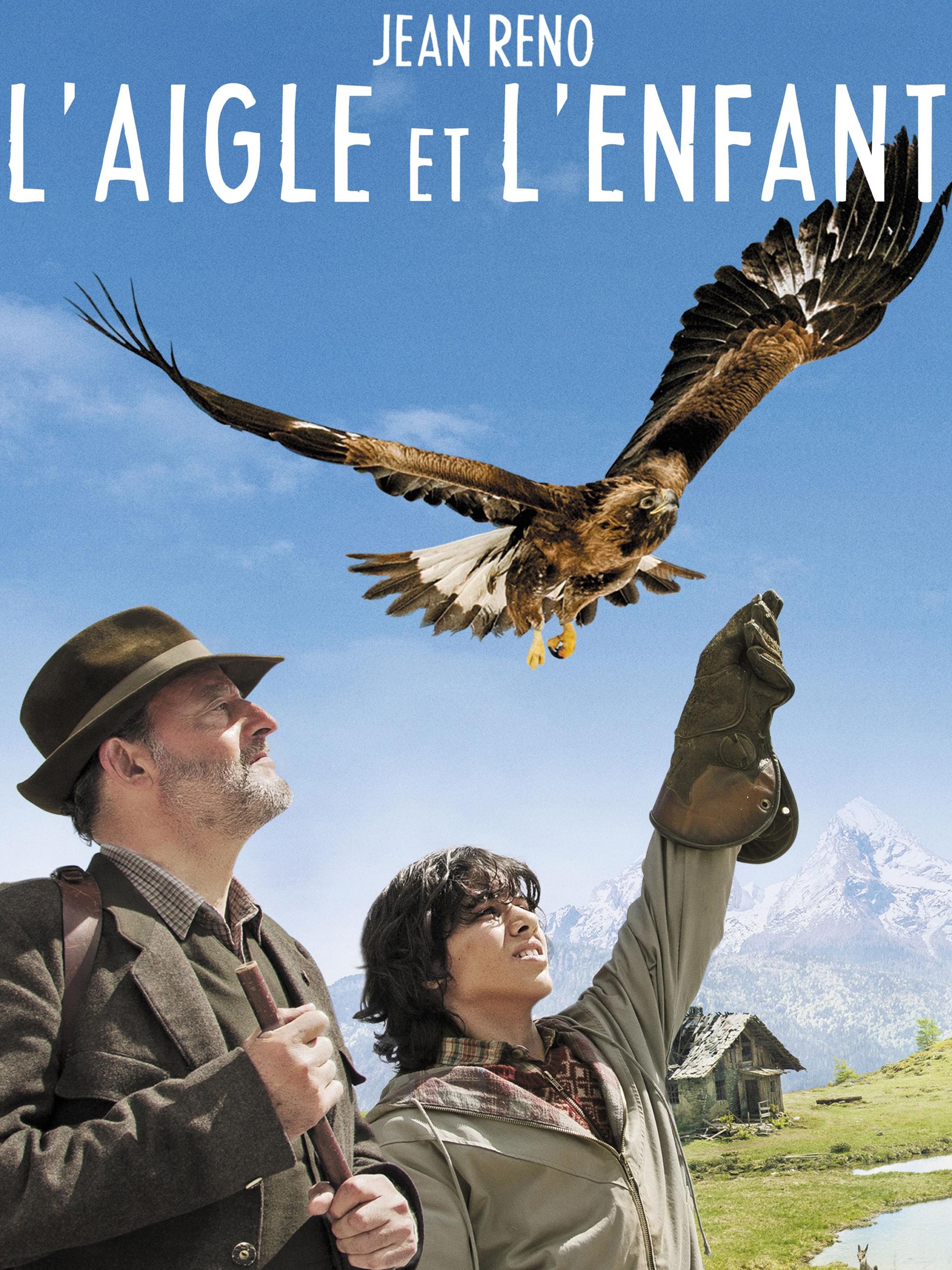 L'Aigle et l'enfant | Olivares, Gerardo (Réalisateur)