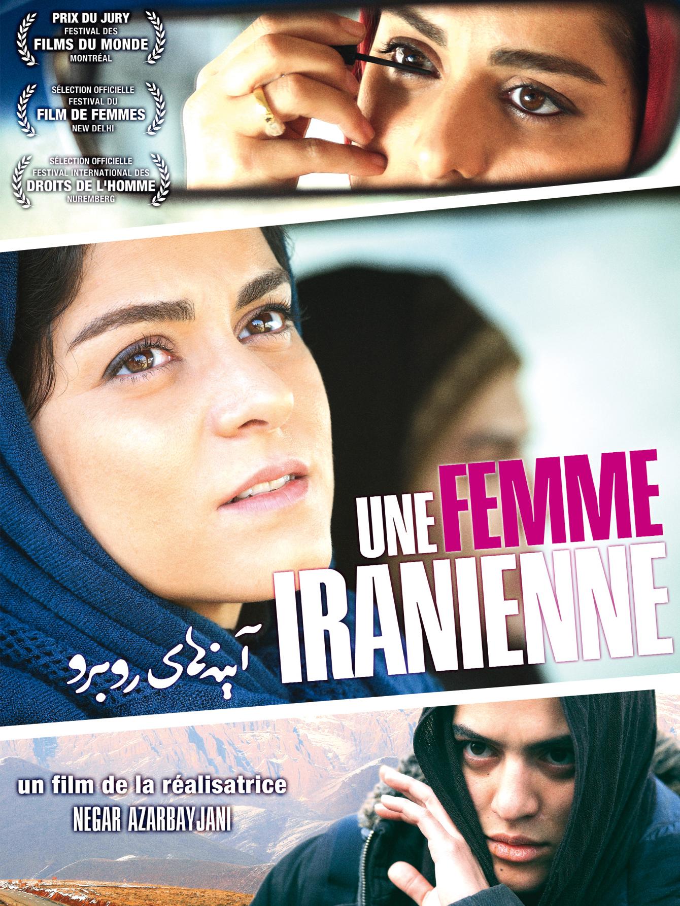 Une femme iranienne |