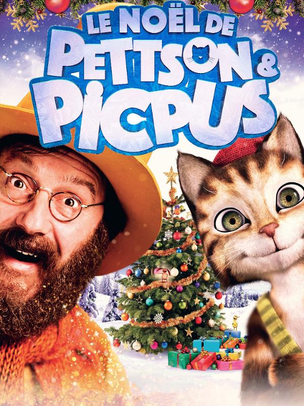 Le Noël de Pettson et Picpus