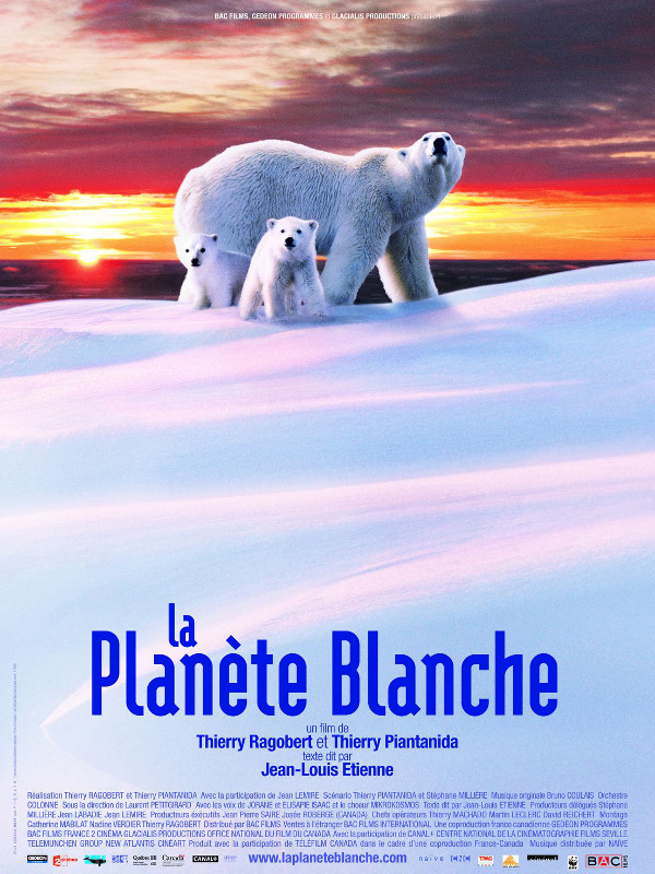 La Planète blanche | Lemire, Jean (Réalisateur)