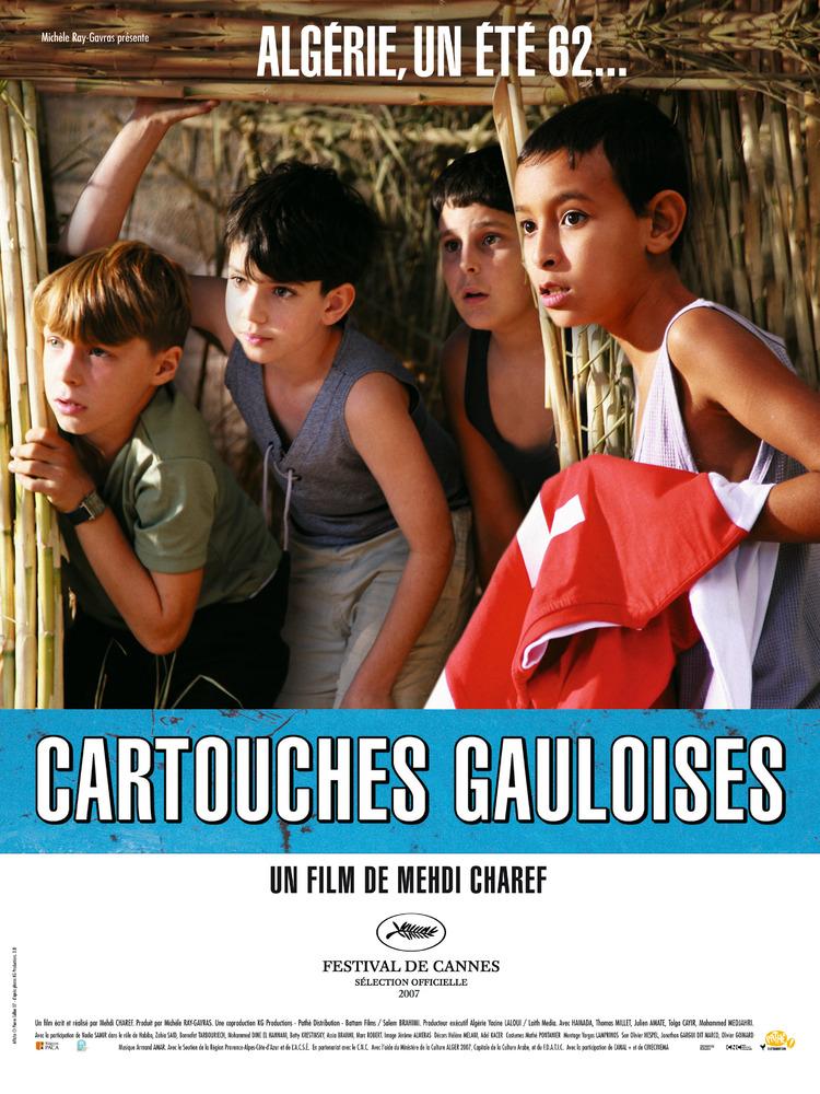 Cartouches gauloises   Charef, Mehdi (Réalisateur)