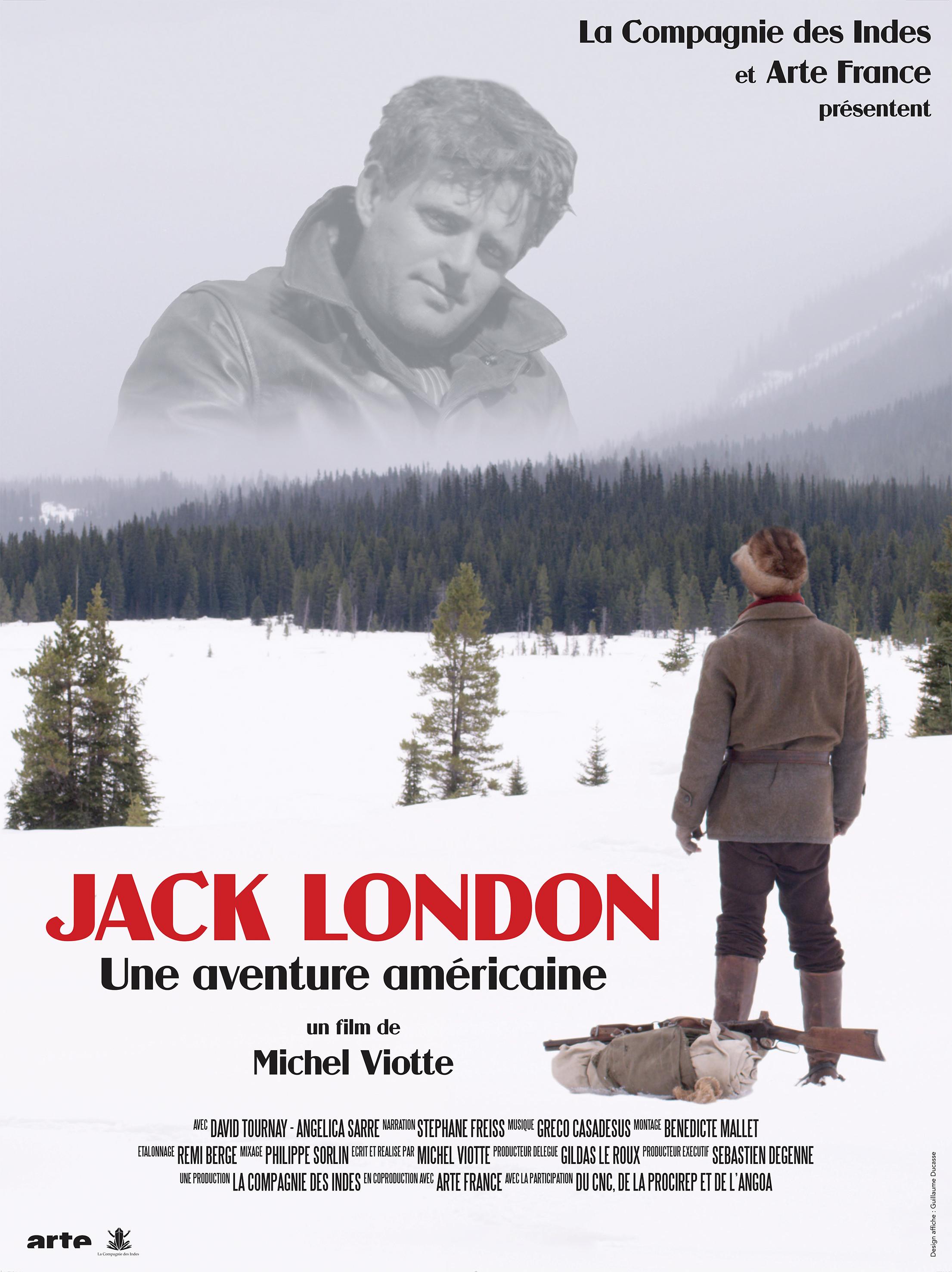 Jack London, une aventure américaine   Viotte, Michel (Réalisateur)