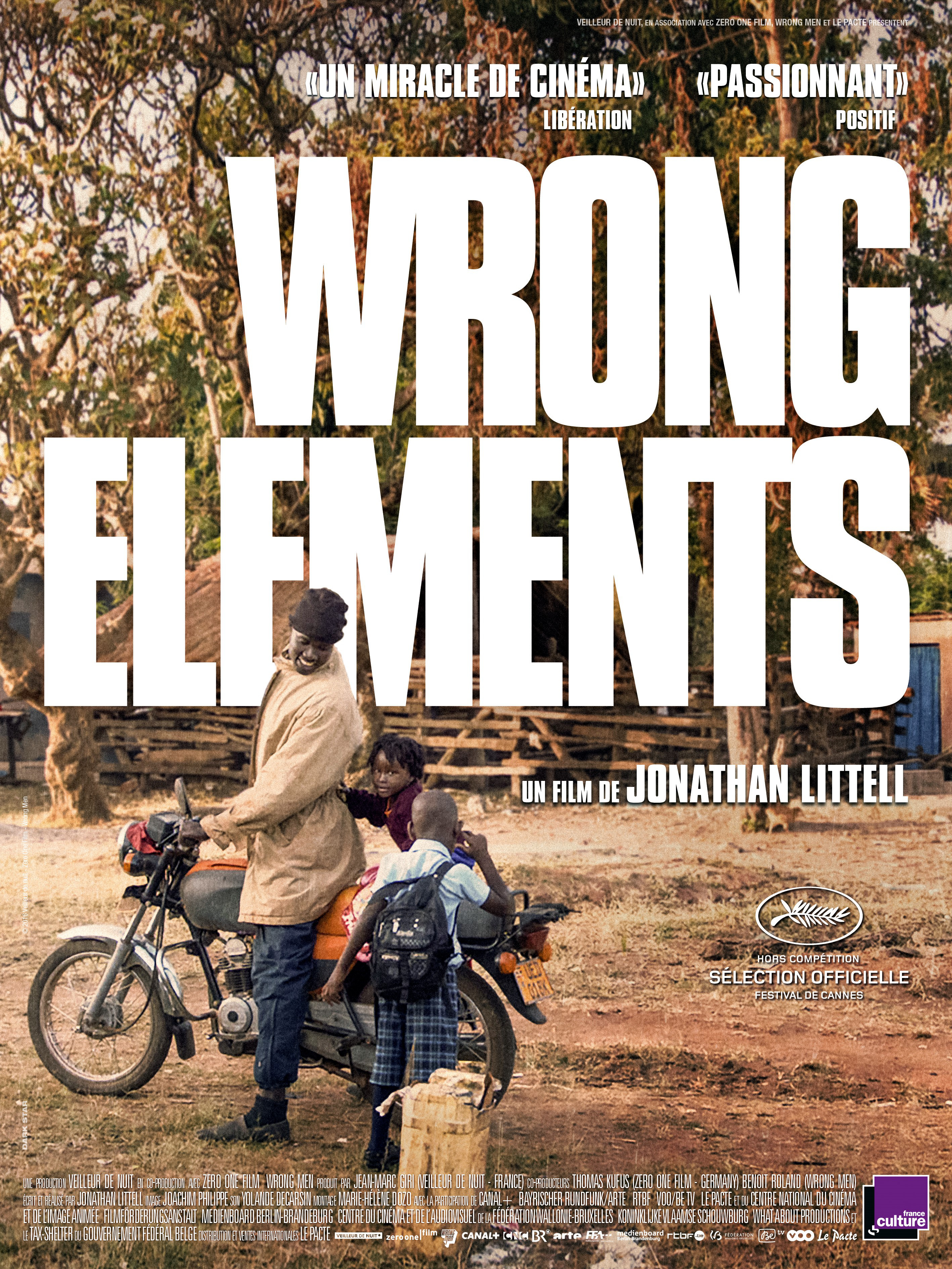 Wrong Elements
