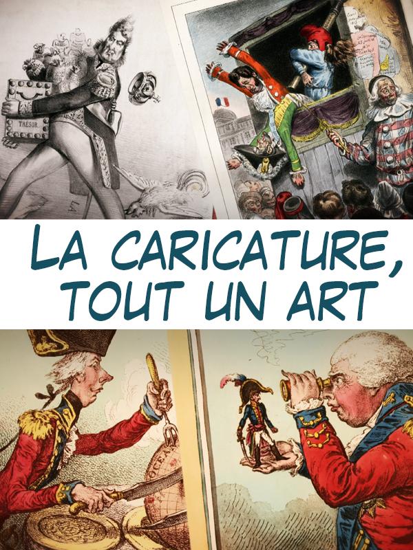 La caricature, tout un art ! | Thiriat, Laurence (Réalisateur)