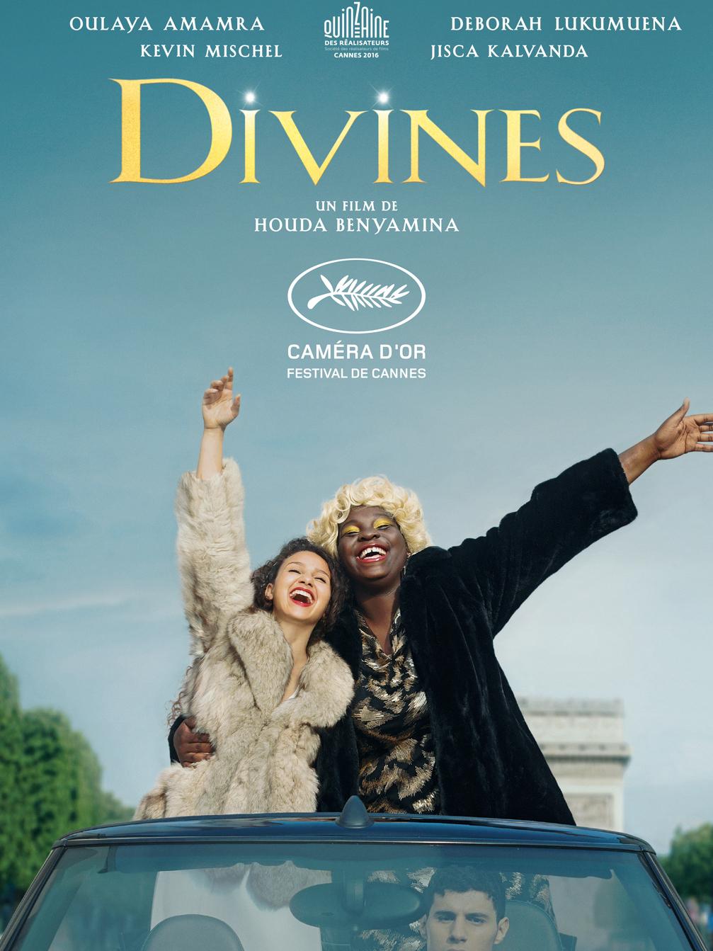 Divines | Benyamina, Houda (Réalisateur)