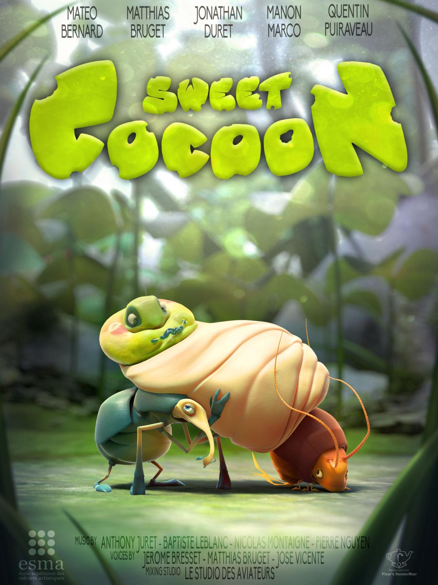 Sweet Cocoon (ESMA)