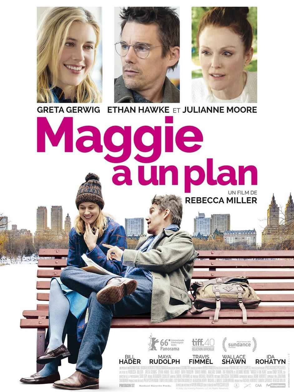 Maggie a un plan |