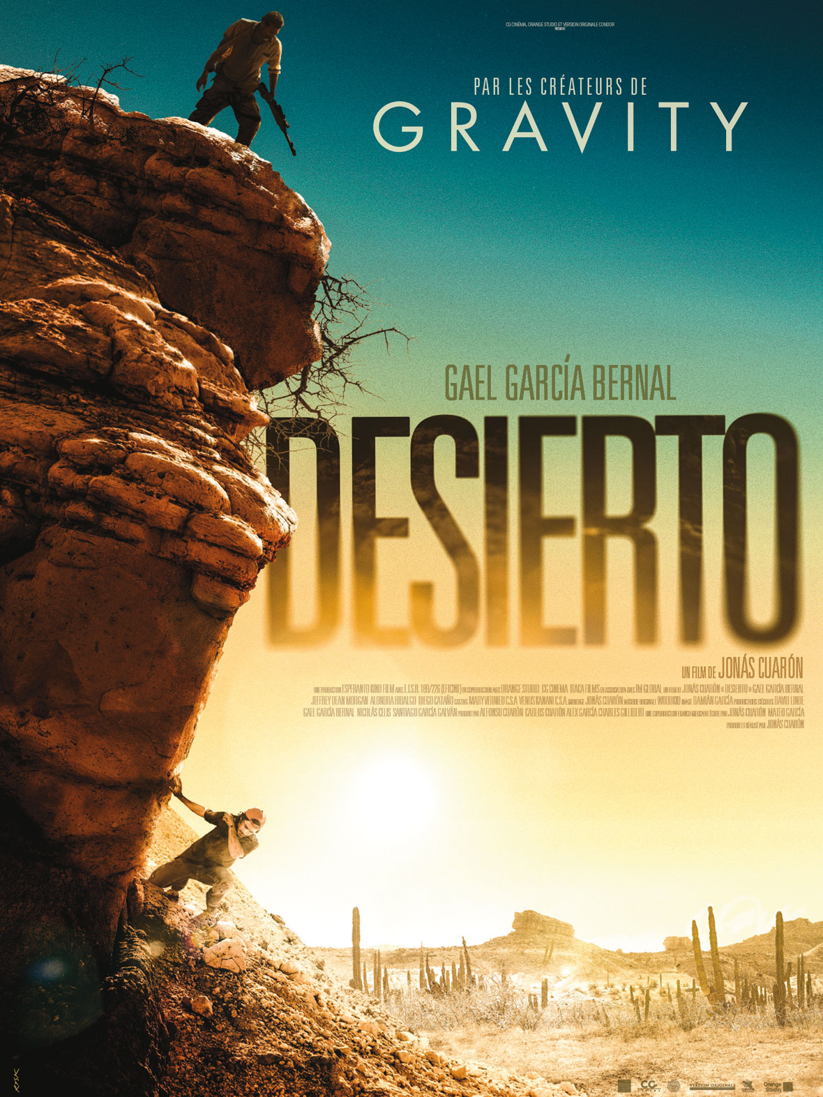 Desierto | Cuarón, Jonás (Réalisateur)