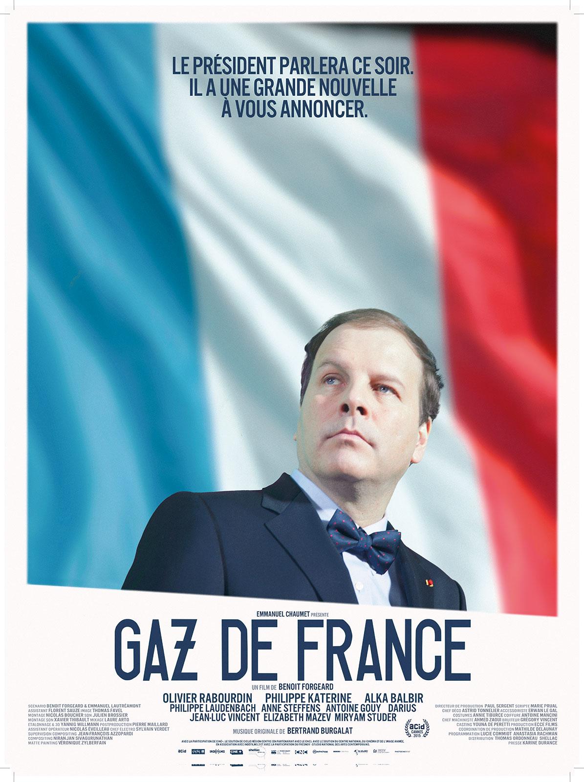 Gaz de France | Forgeard, Benoît (Réalisateur)