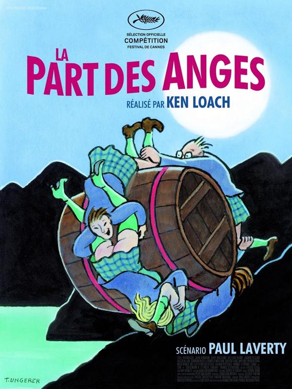La Part des anges   Loach, Ken (Réalisateur)