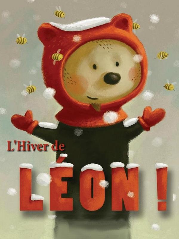 Les 4 saisons de Léon : Hiver de Léon