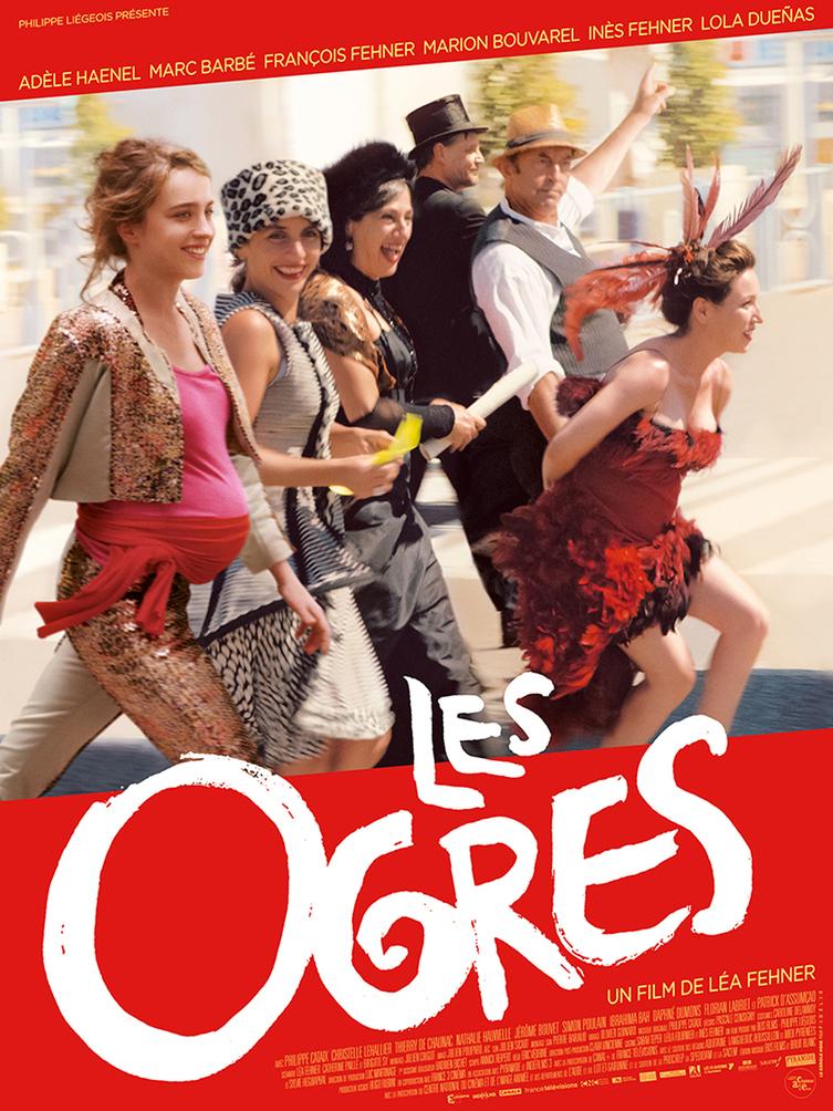 Les Ogres | Fehner, Léa (Réalisateur)