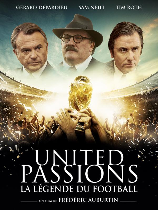 United Passions - la légende du football | Auburtin, Frédéric (Réalisateur)