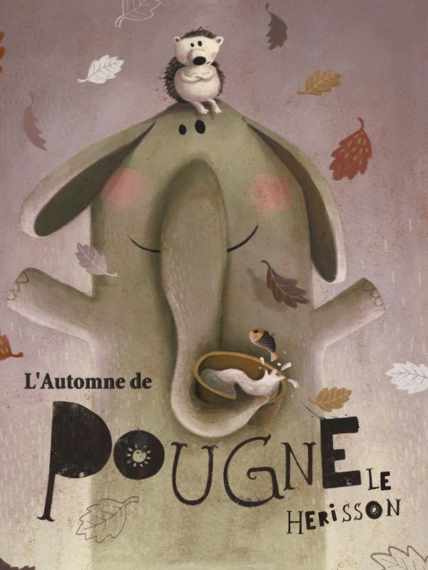 Les 4 saisons de Léon : Automne de Pougne