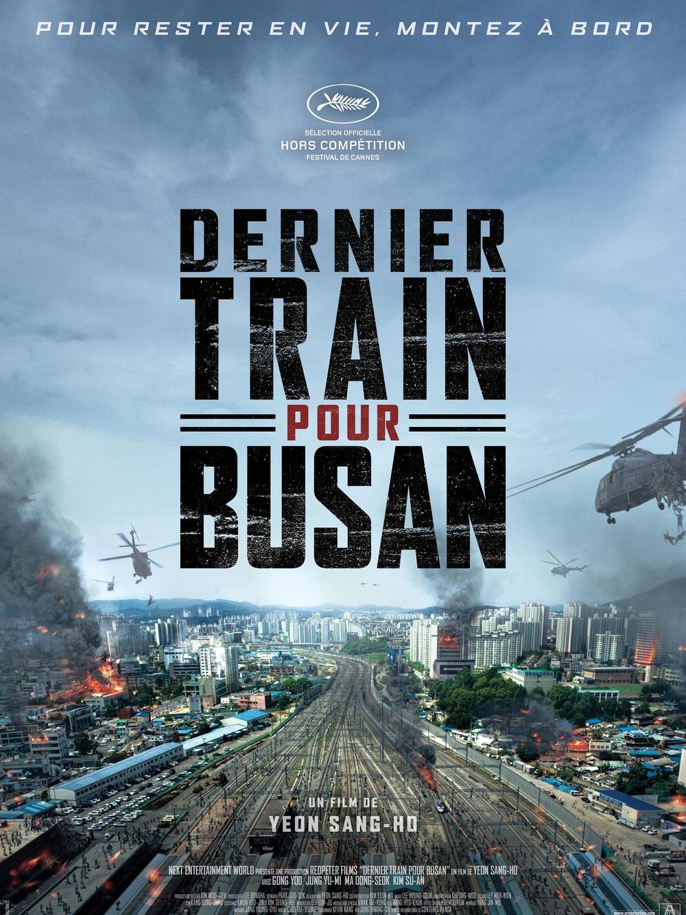 Dernier Train pour Busan |