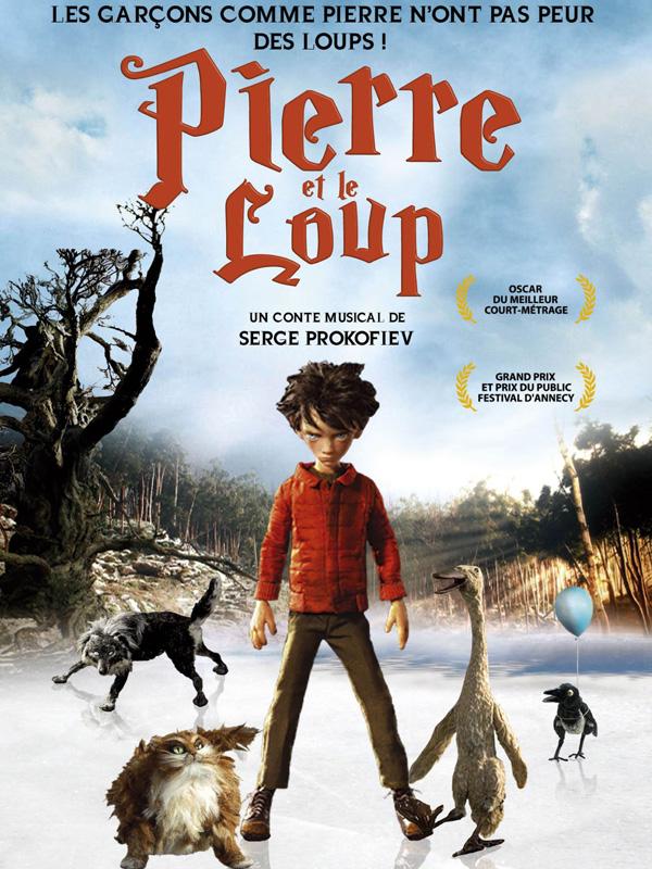 Pierre et le Loup | Templeton, Suzie (Réalisateur)