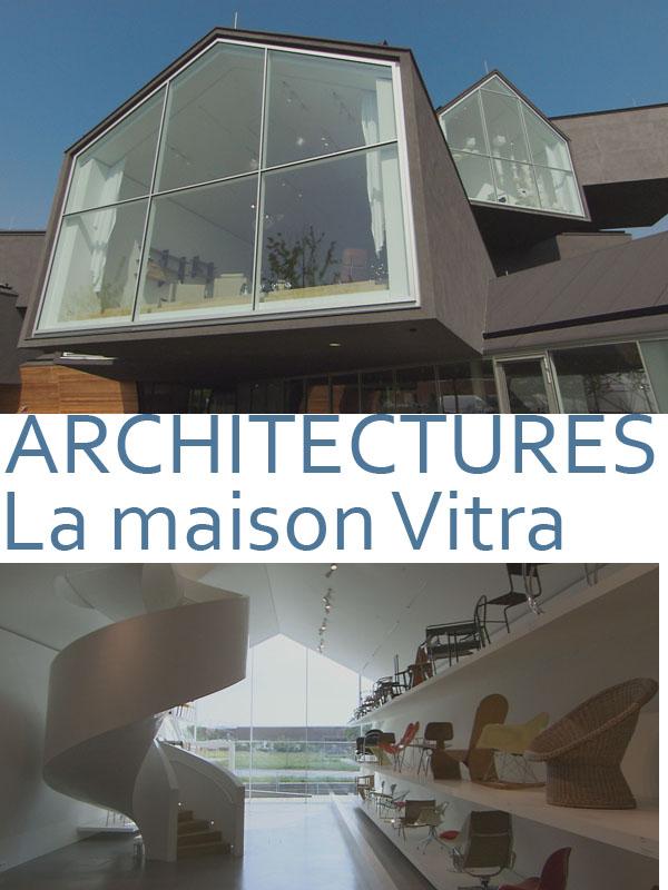 Architectures : Vitrahaus   Copans, Richard (Réalisateur)