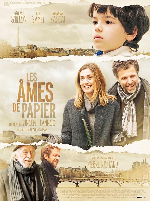 Les Âmes de papier | Lannoo, Vincent (Réalisateur)