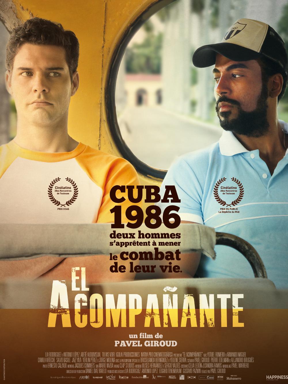 El Acompañante | Giroud, Pavel (Réalisateur)