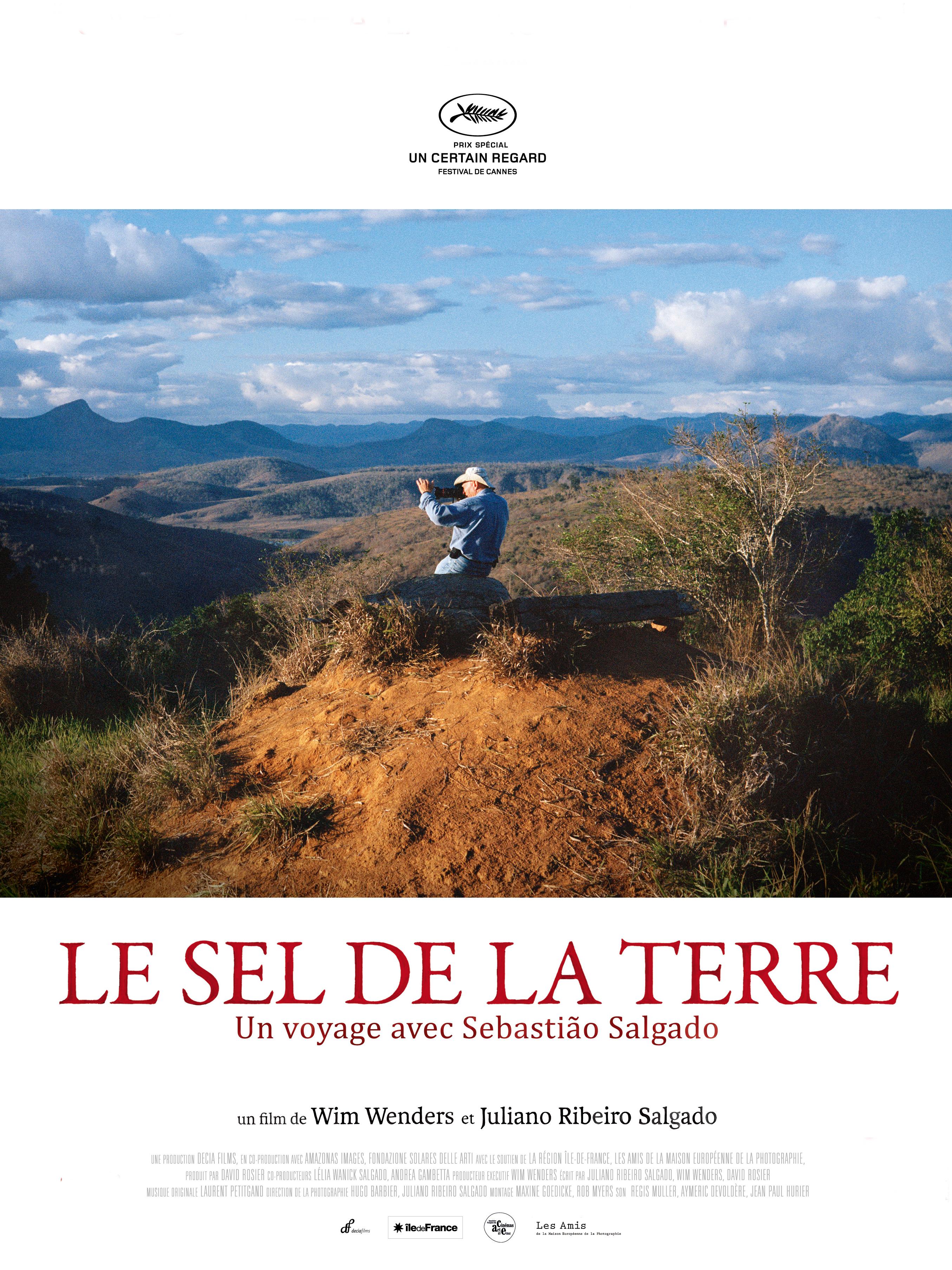 Le Sel de la terre   Ribeiro Salgado, Juliano (Réalisateur)