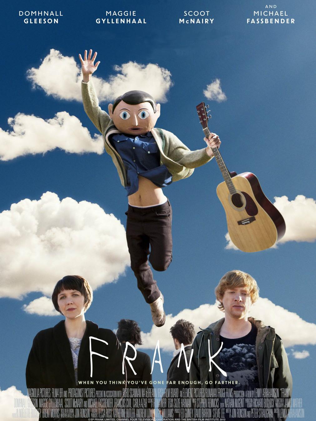 Frank | Abrahamson, Lenny (Réalisateur)