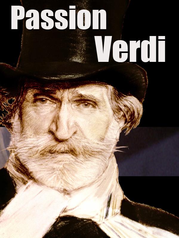Passion Verdi | Follin, Michel (Réalisateur)