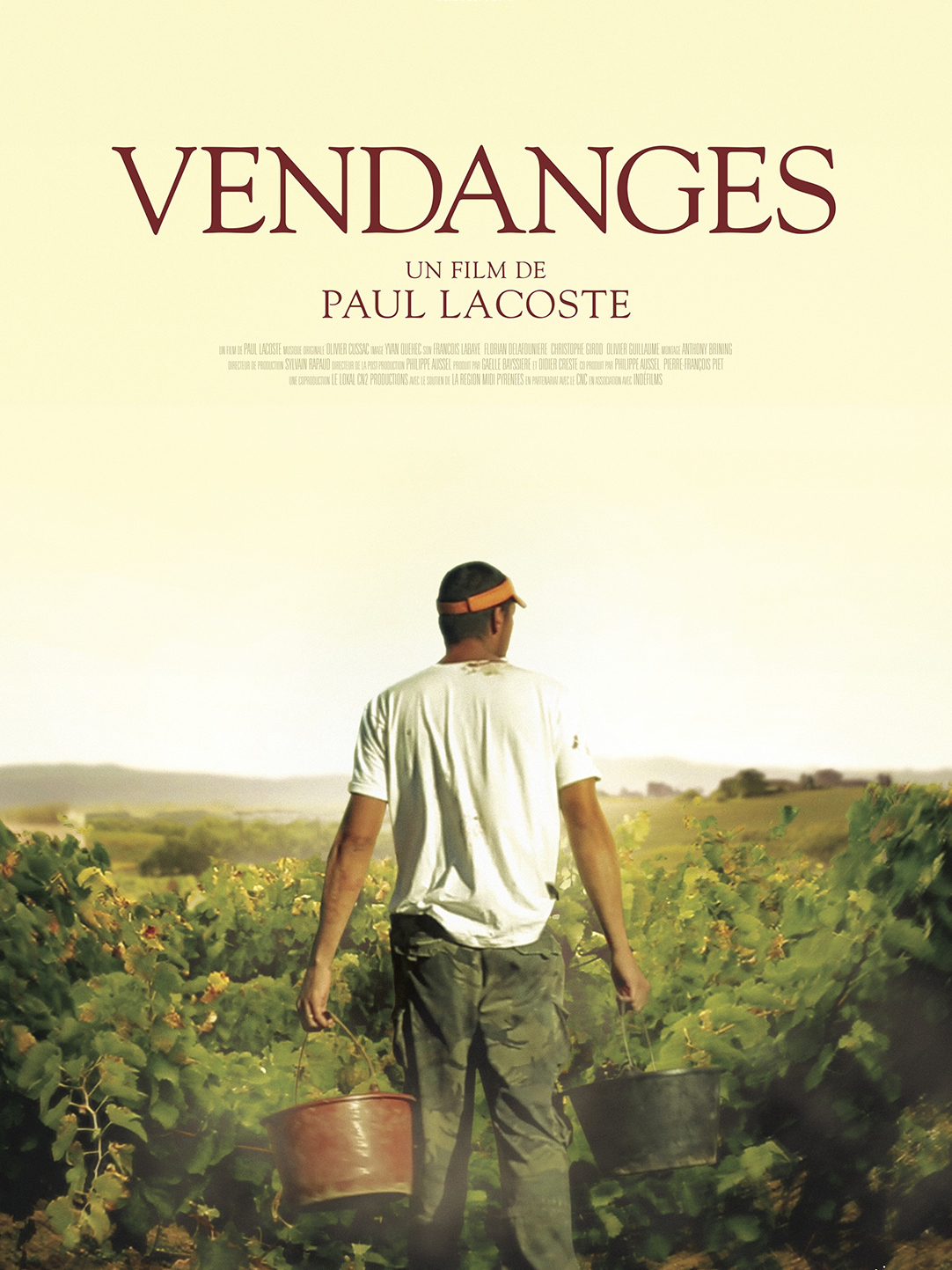 Vendanges   Lacoste, Paul (Réalisateur)