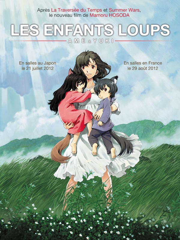 Les enfants Loups, Ame et Yuki | Hosada, Mamoru (Réalisateur)