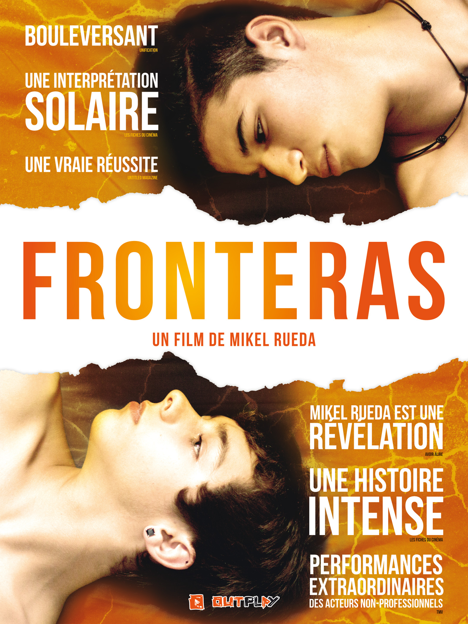 Fronteras | Rueda, Mikel (Réalisateur)