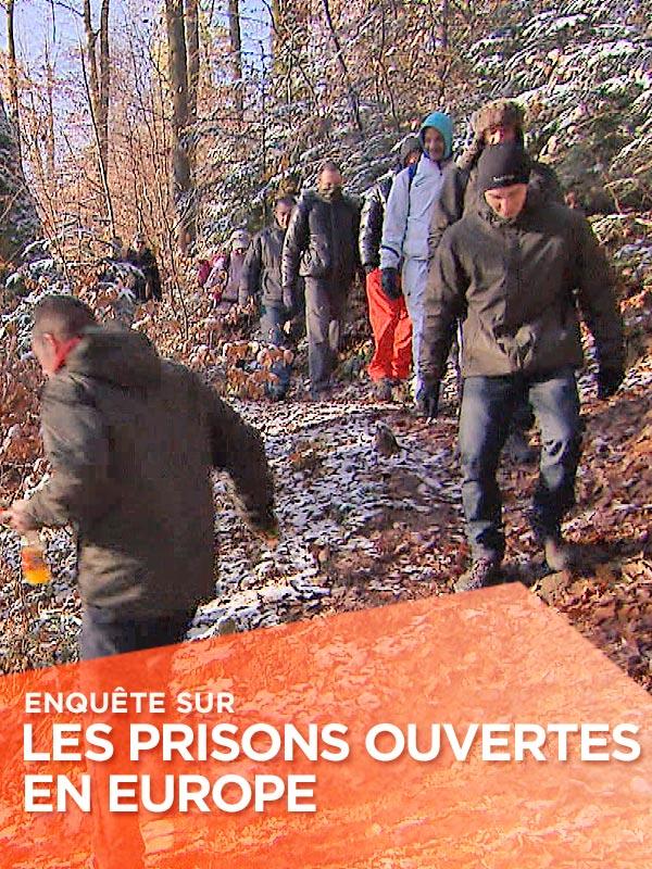 Prisons ouvertes : un pas vers la réinsertion ? | Nicolas, Bernard (Réalisateur)