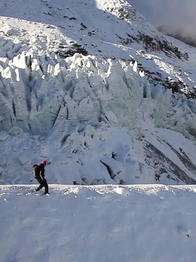 Planète glace : Alpes
