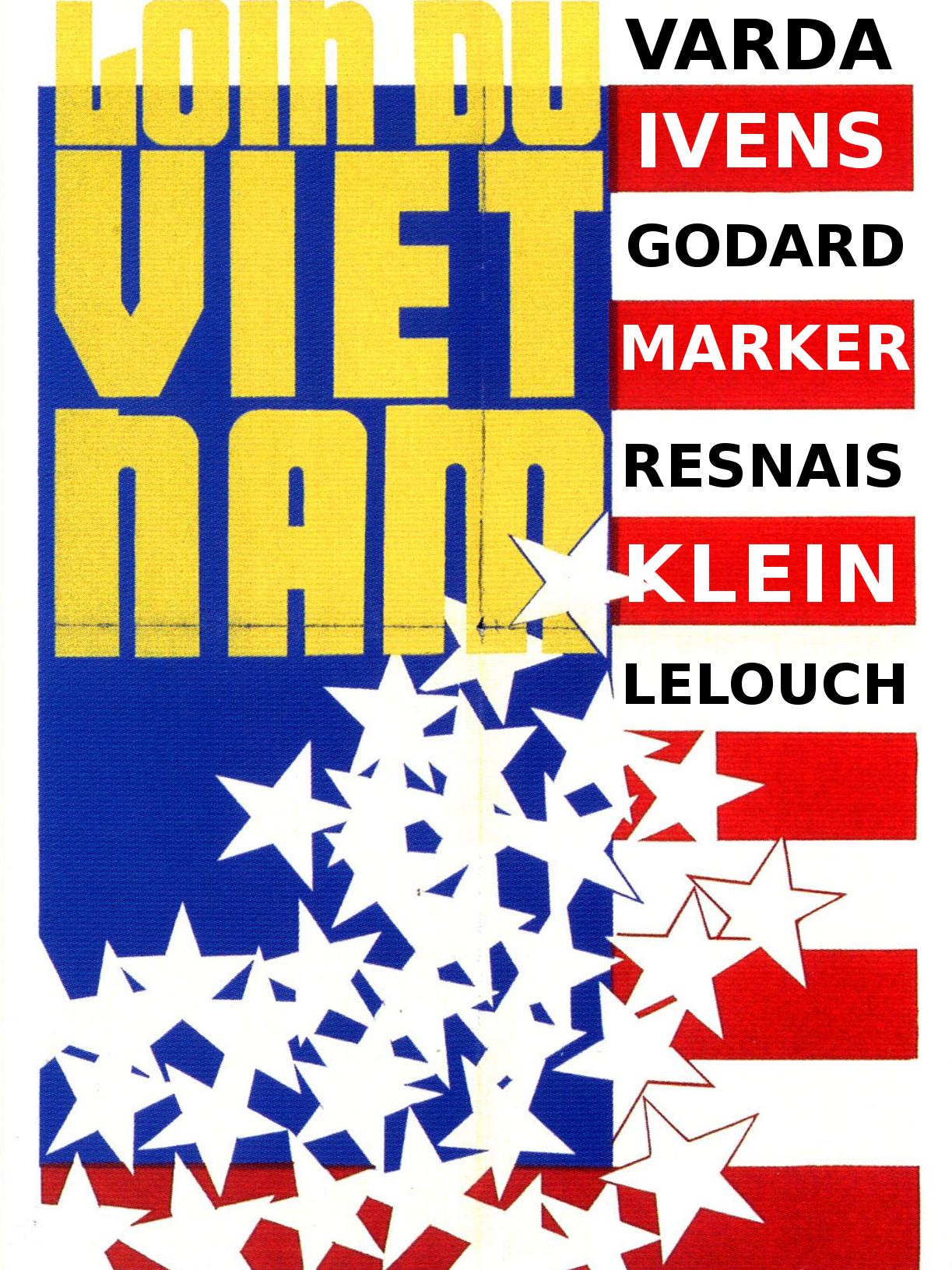 Loin du Vietnam | Godard, Jean-Luc (Réalisateur)