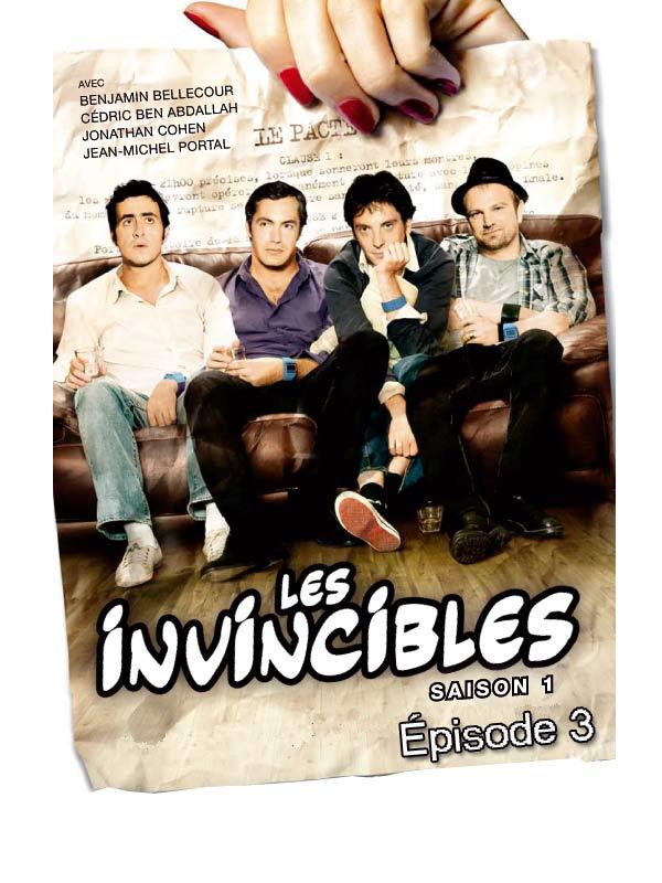 Les Invincibles - saison 1 - épisode 3/8 |
