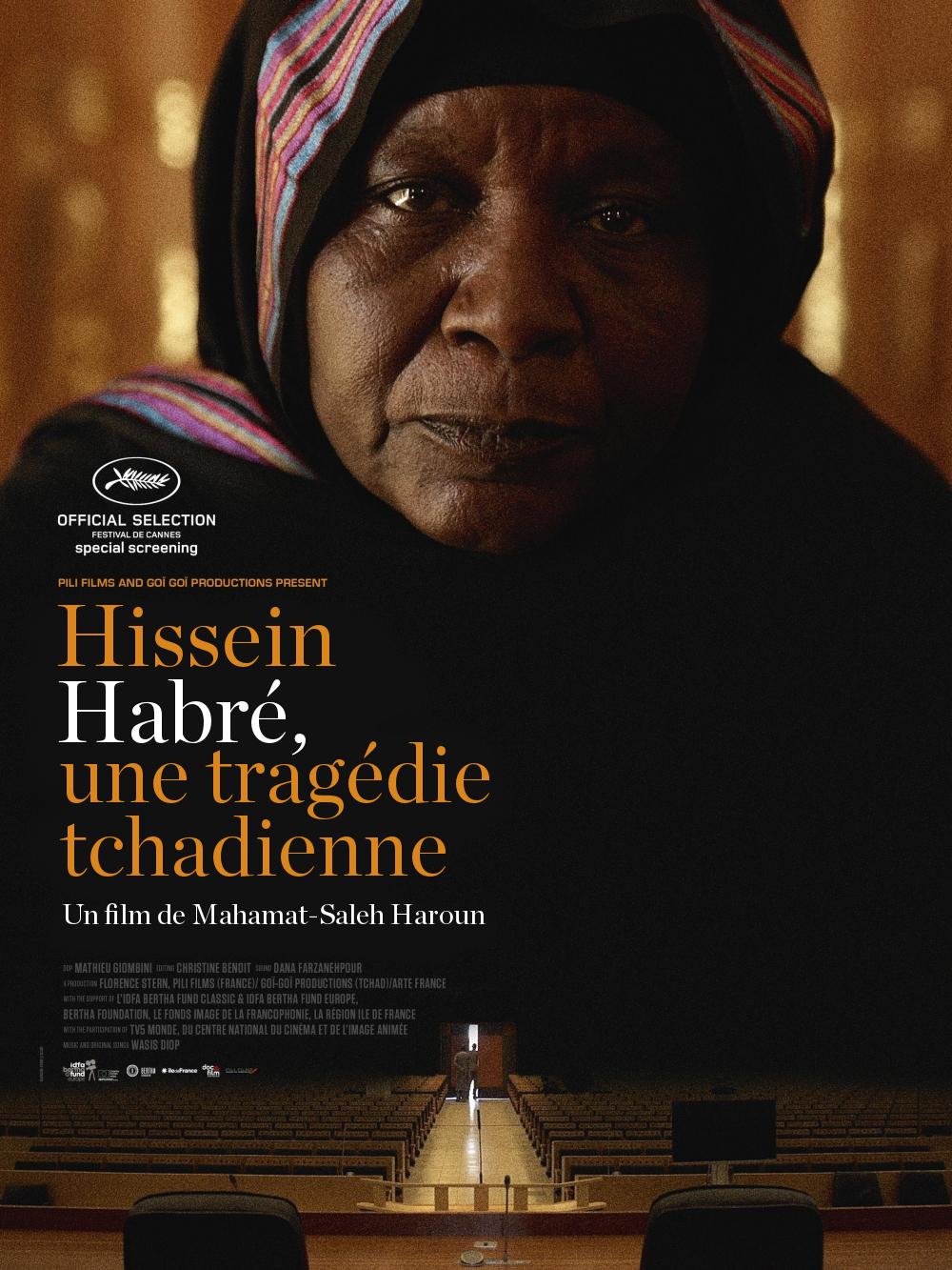 Hissein Habré, une tragédie tchadienne | Haroun, Mahamat-Saleh (Réalisateur)