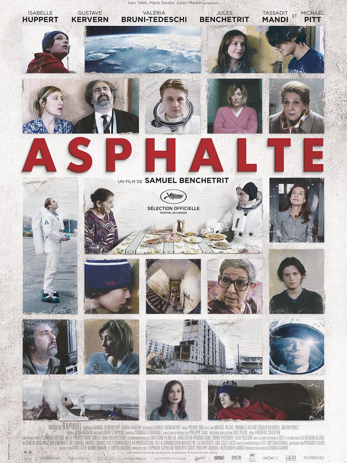 Asphalte | Benchetrit, Samuel (Réalisateur)