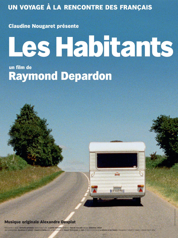 Les Habitants | Depardon, Raymond (Réalisateur)