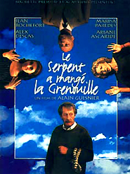 Le Serpent a mangé la grenouille   Guesnier, Alain (Réalisateur)