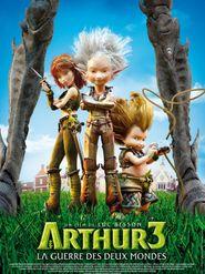 Arthur 3 - La guerre des deux mondes