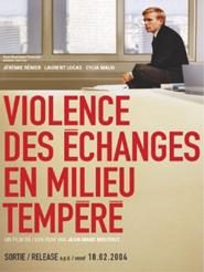 Violence des échanges en milieu tempéré