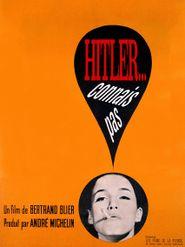 Hitler... connais pas!