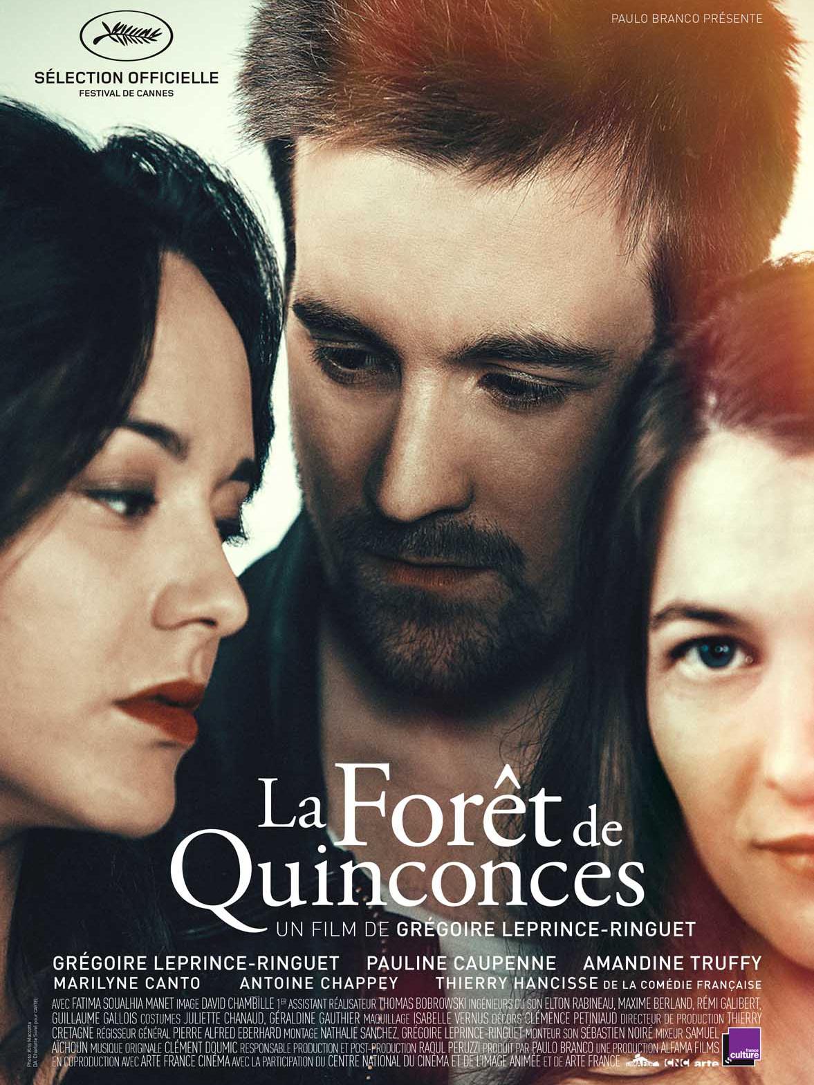 La Forêt de Quinconces |