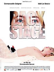 Backstage | Bercot, Emmanuelle (Réalisateur)