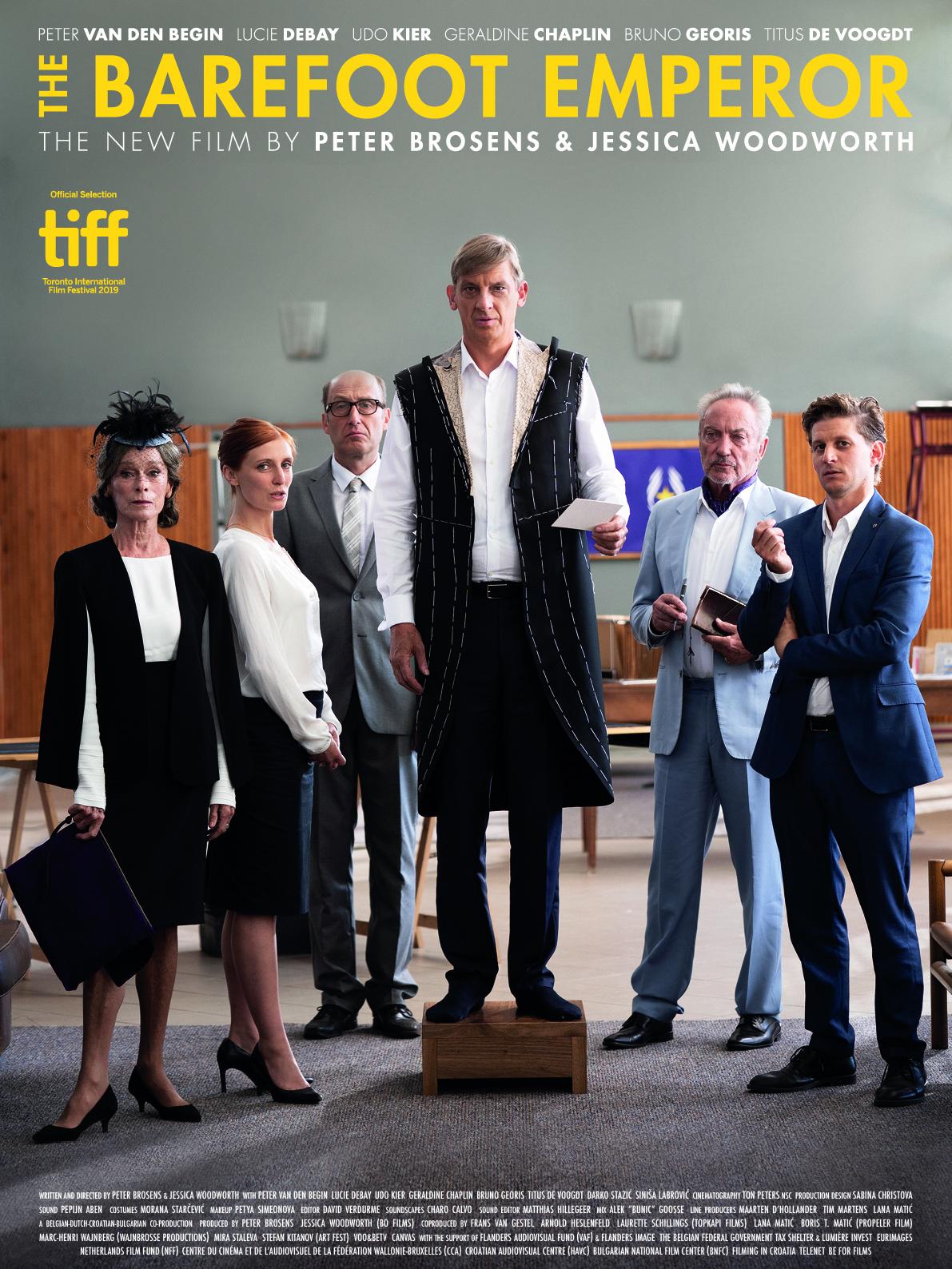 Film Fest Gent The Barefoot Emperor